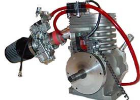Terminator 12.90 Motor