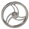 3-Spoke Directional Wheels