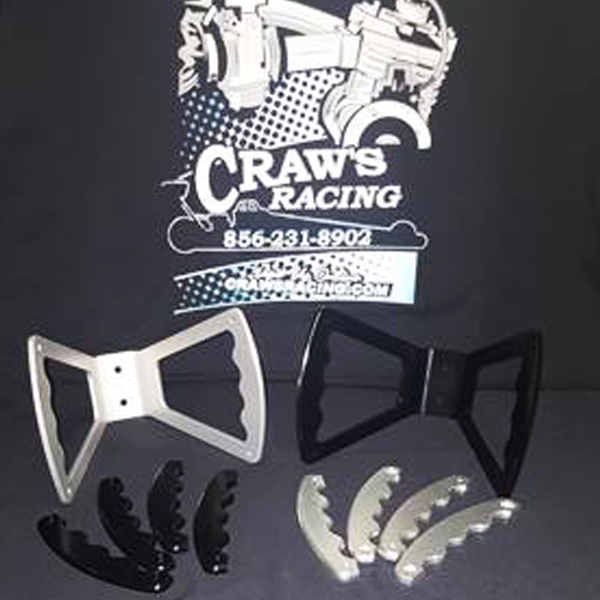 Craws Racing Steering Wheel and Grips