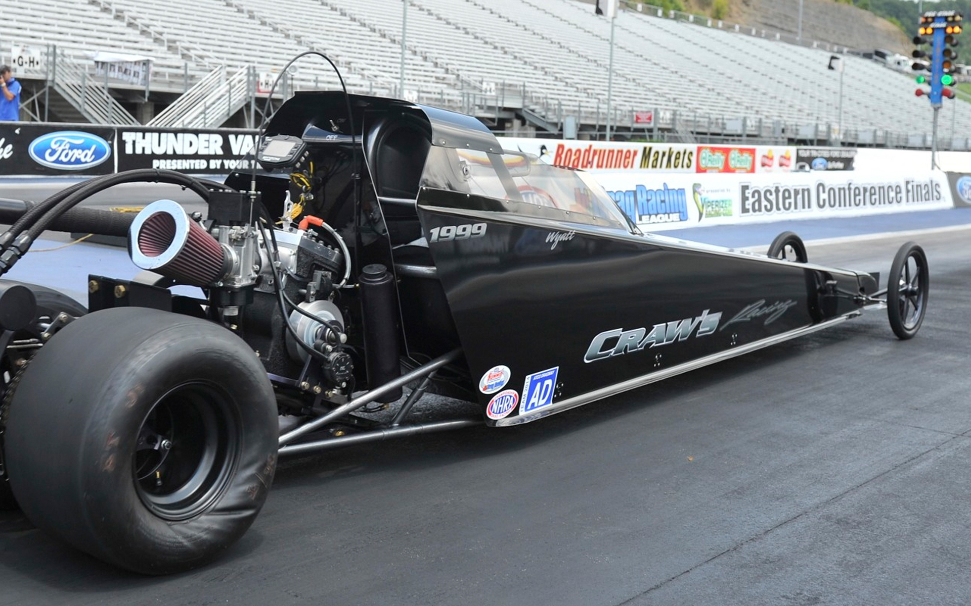 Simply the Best Jr. Dragster Engines