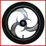 Kaos Black Wheel