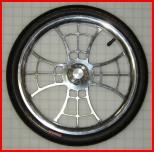 Maltese Cross Wheels