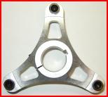 1-1/4'' Keyed 3 Spoke Wheel Hub