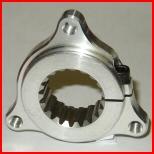 Splined Small Brake Rotor Hub