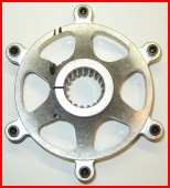 1-1/4'' Splined Sprocket