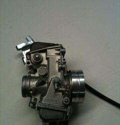 33MM Pumper Flat Slide Alcohol Carburetor
