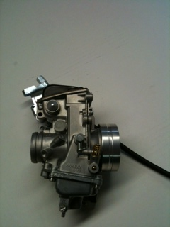 33MM Pumper Flat Slide Alcohol Carburetor