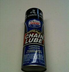 Lucas Chain Lube