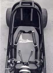 Master Blaster Seat Cushion