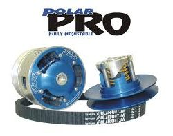 Polar Pro Outlaw Clutch with Belt