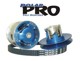 Polar Pro Outlaw Clutch with Belt