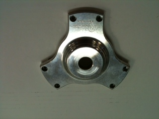 Shockwave O/D Front Cover with Bronze Bushing