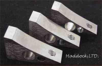Radius Hardened Ramps