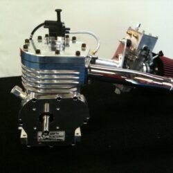 Billet Racing Engine
