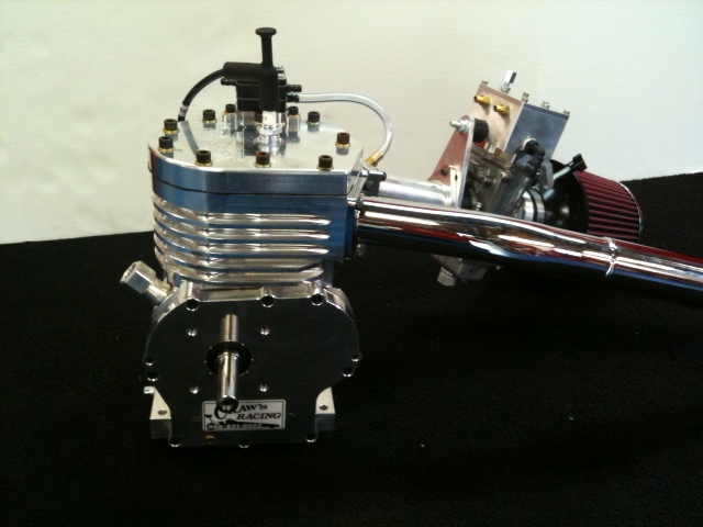 Billet Racing Engine
