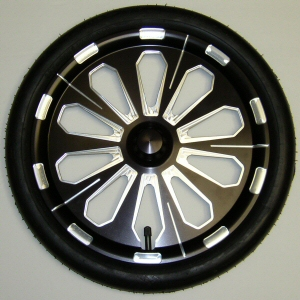 Billet Crusader Wheel