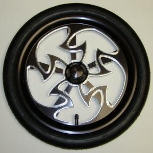 """16"""" Billet Zigzag Wheel"""