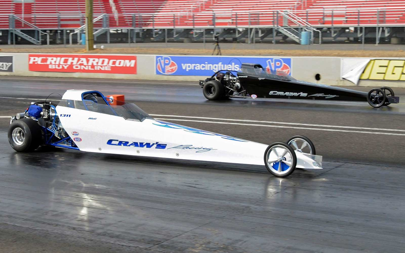 Craws Racing Jr. Dragster Parts Store