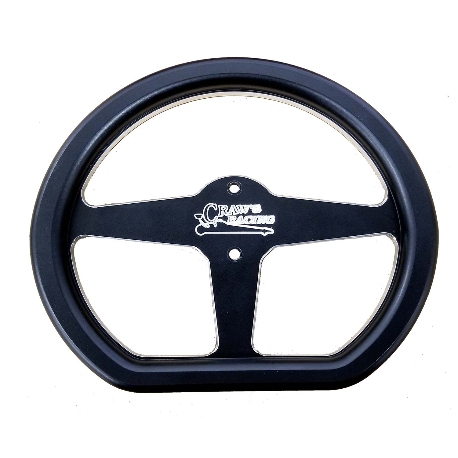 Craws Racing Billet Steering Wheel