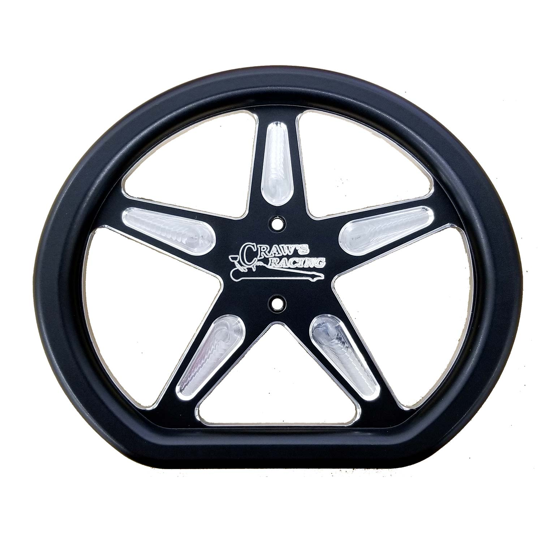 Craws Racing Billet Steering Wheel